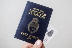 Buy Argentina Passport online