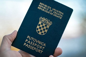 Buy Croatian passport online