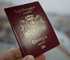 Georgian Passport for Sale