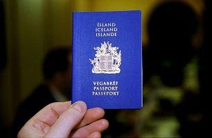 Buy Iceland Passport online
