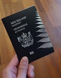 Buy New Zealand Passport
