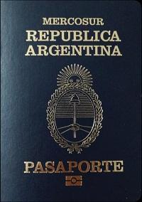 Pasaporte argentino en venta online