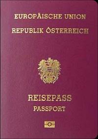 Österreichischen Pass online bestellen und doppelte Staatsbürgerschaft erhalten