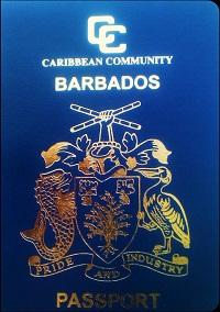 barbados passport form for barbadians