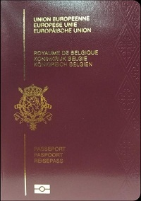 belgian passport renewal