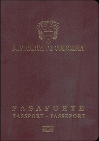 colombian passport price