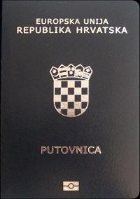 croatian passport requirements