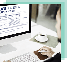 free online drivers license maker