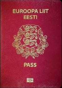 osta tõeline võltsitud Eesti pass internetist