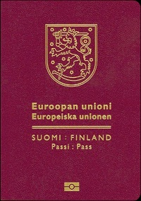 finnish passport application
