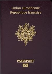site web passeport français