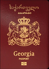 cost of passport in georgia​
