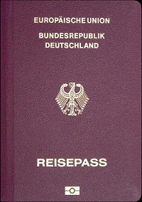 old passports for sale