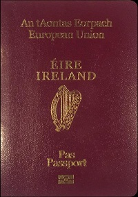 irish passport application online