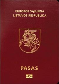Užsisakykite Lietuvos pasą ir gaukite dvigubą pilietybę