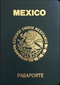 Usar un pasaporte mexicano legítimo para cruzar fronteras aéreas será más seguro para usted.