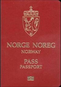 Kjøp det nye originale biometriske norske passet