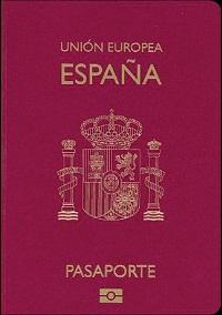 Pasaportes españoles en venta