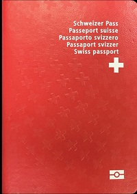 biometric passport swiss​