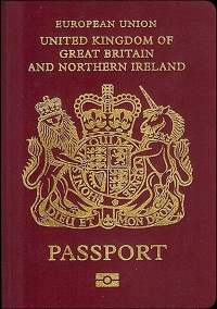 united kingdom passport application
