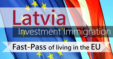 Latvia Investor Visa Program online
