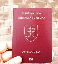 Slovakia Passport for Sale