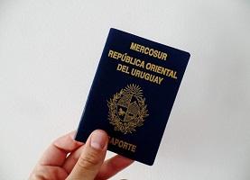 Uruguayan passport for sale