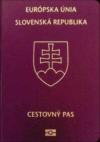 Požiadajte o slovenský pas online