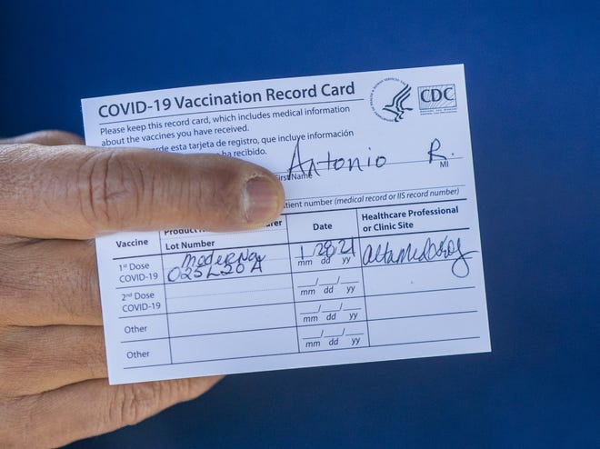 Buy Covid-19 Vaccination card